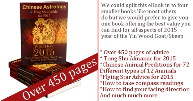 2015 Feng Shui Guide Ebook